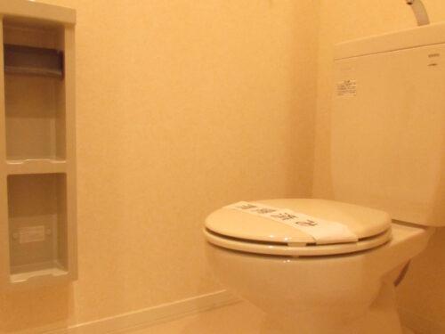 お風呂とトイレは別々の間取り♪