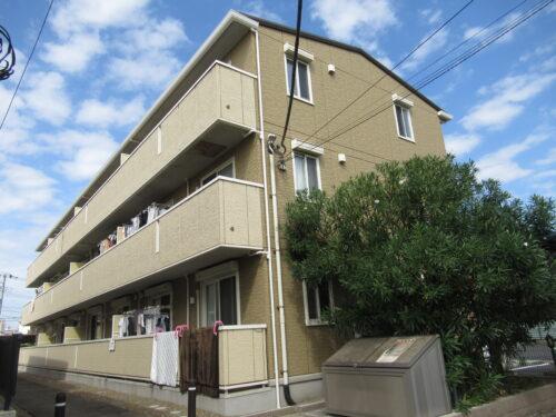 クオリティ ☆大和ハウス施工☆オートロック付きアパート☆